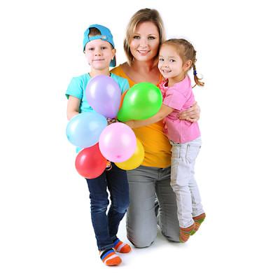 Конкурс для детей «Для любимой мамочки»