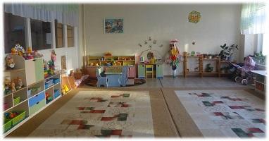Развивающее пособие для детей 2-3 лет «Веселый гриб»