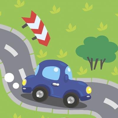 Миниатюра по правилам дорожного движения