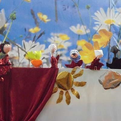 Творческий проект Кукольный театр своими руками