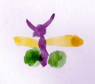 Рисунок дошкольника Сохраним природу