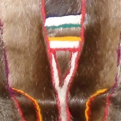 Национальная обувь народов Севера Ненецкие кисы