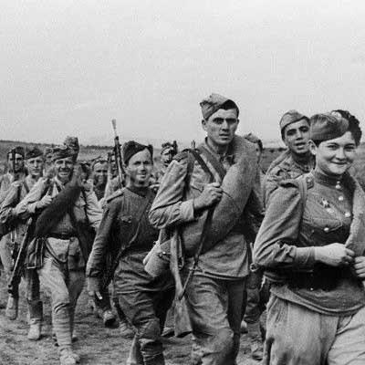 Сценарий праздника посвященного Дню Победы