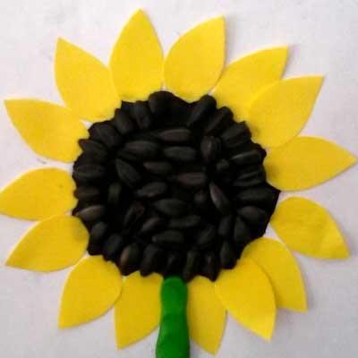 Цветочек Солнца