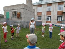 Летняя развлекательная программа для дошкольников