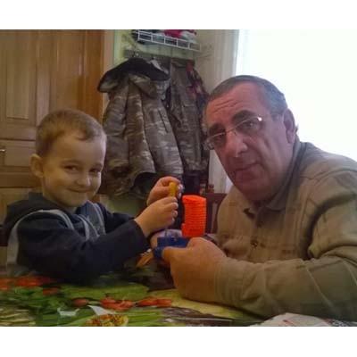 Сочинение дошкольника Мой дедушка