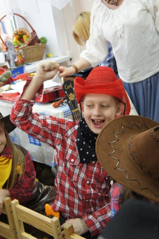 Детский исследовательский проект Жизнь в стиле Кантри