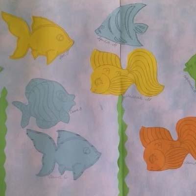 Декоративно-прикладное творчество Подводный мир