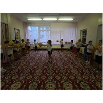 Проект Здоровые дети - наше будущее