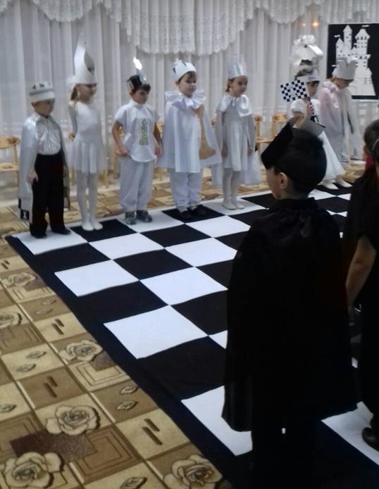 Педагогический проект Знакомство детей с шахматами