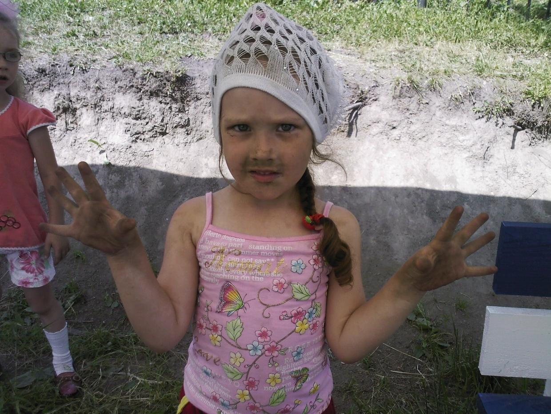 Проект для детей дошкольного возраста Такой разный песок