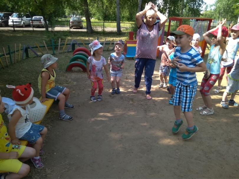 Спортивное развлечение В гости к зайчику