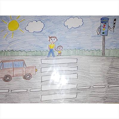 Наш друг-светофор Правила дорожного движения