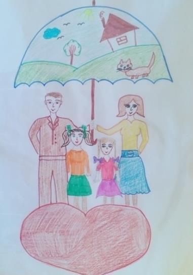 Краткосрочный проект Моя семья