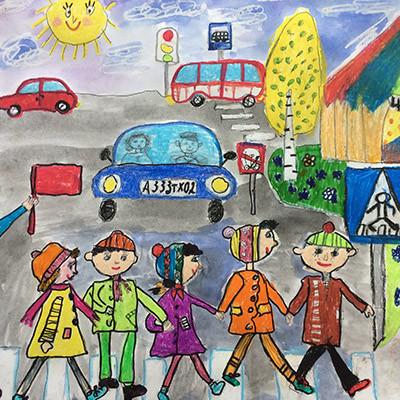 Безопасная дорога в цирк Правила дорожного движения