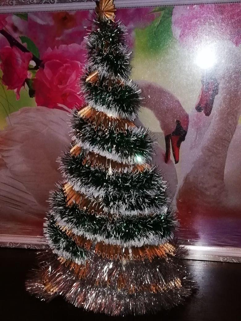 Новогодняя елка Детские новогодние поделки