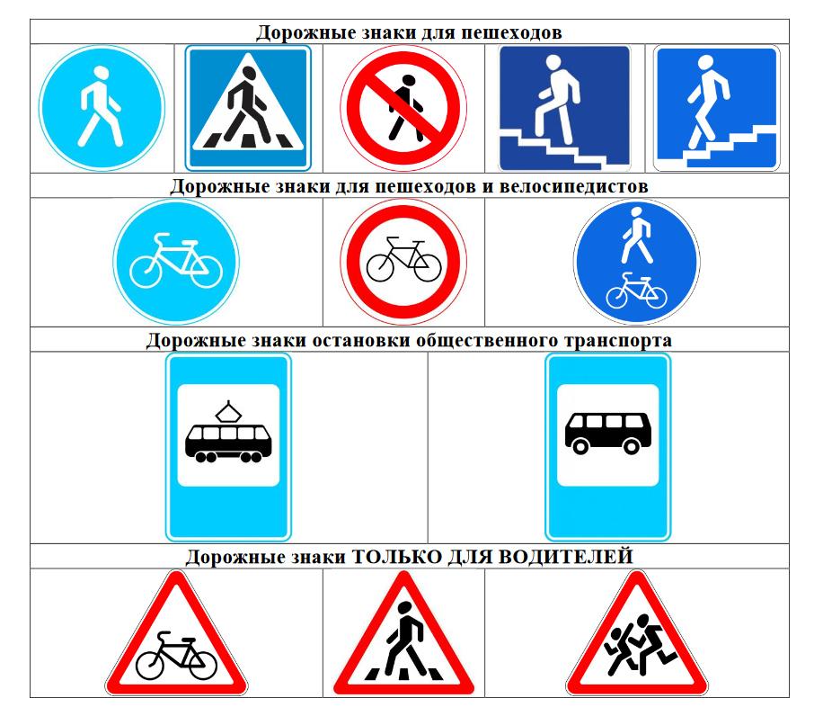 Типичные ошибки при изучении Правила дорожного движения