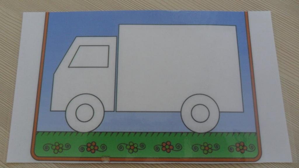 Материал для игр по правилам дорожного движения